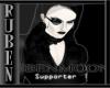 (RM)Support sticker