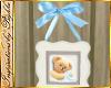 I~Baby Bear Plaque*Lt