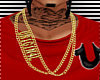 OR1G1N4L CHAIN -GOLD
