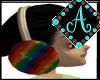 {Ama Rainbow E Muffs