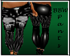 BBW Demonic Skull pants