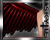 Demon Furfur Wings/ red
