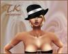 ~TK~ Blonde w/hat