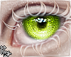 Pious Eyes - Lime Green