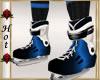 ~H~Hockey Shark Skates