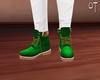 ot | Winter Green Boots