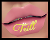 TRILL LIP TAT GOLD/YELLO