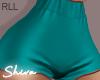 $ Summer Shorts Aqua RLL