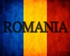 Romanian flag Animated