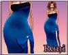 Radiant Blue - Plus Size