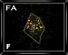 (FA)BkShardHaloF Gold