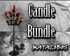 *M*Vampire Candle Bundle