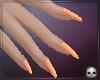 [T69Q] Nails Orange
