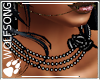 WS ~ Black Pearls w/Rose