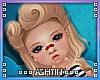 ! KID 1950s Blonde Hair