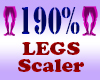 Resizer 190% Legs