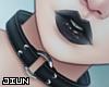 Jn| Black Chocker
