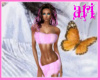 furry dreams light pink