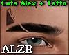 Cuts Alex + Tatto *Cejas