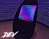 !D Single Round Chair