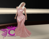 Lidia Pink Gown