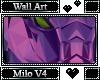 Milo Wall Art V4