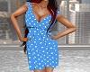 Summer Dress Blue