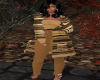 SF:Cardigan Brown Outfit