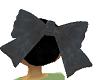 Grey Yumi Bow