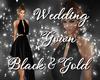 [EPH]Gown Black&Gold