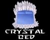 (S)Quartz Crystal Bed