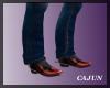 Cowboy Boots w/ Spurs