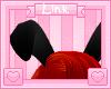 [L] Black Bunny Ears