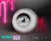 Two Tone Eye\\ Cancer
