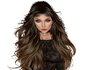 brown hair model
