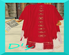 Priest sutana (red)