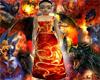 Hot Celtic Dragon Dress