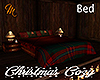 [M] Christmas Bed w/p