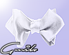 Bowtie Diamond White