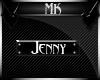 !Mk! Jenny Name Desk