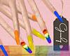 G̷. Pride Nails
