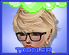 Toddler. Tod Blonde