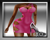Ashlee Blush Pink XXL