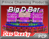 PCP~Big D Bar
