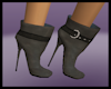 Dynasty Charcoal Boots