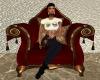 Merlot Regal Chair