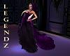 Purple Witches Cloak