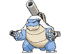Animated Mega Blastoise