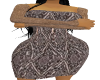 grey patern dress xxl