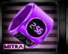 ! Smart Watch Purple